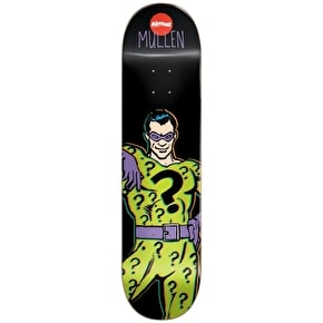Almost Riddler V2 Skateboard Deck - Mullen 8.1