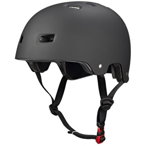 B-Stock Bullet Deluxe Helmet - Matt Black - Large / XL (Box Damage)