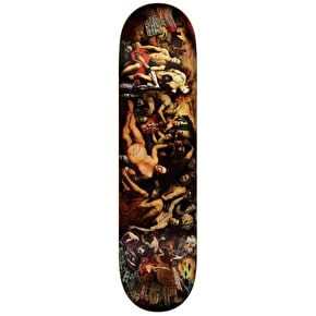 Anti Hero End Game Skateboard Deck- Grosso 8.43