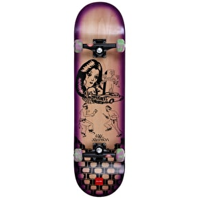 Chocolate Lupitas Johnson Custom Skateboard 8.125