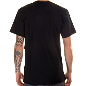 Vans OTW Fill T-Shirt - Black/Happy Hour