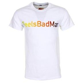 Skatehut FeelsBadMan Kids T-Shirt - White