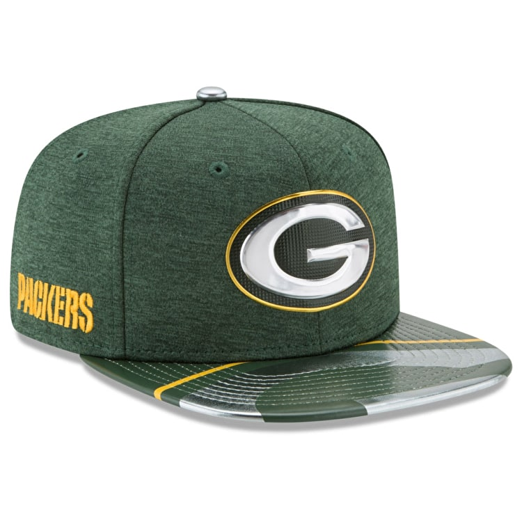 New Era 9FIFTY NFL17 Draft Green Bay Packers Cap