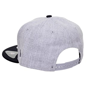 New Era 9FIFTY NFL New England Patriots Heather Mesh Cap - Heather Grey