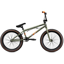 Mongoose Legion L40 Complete BMX - Green