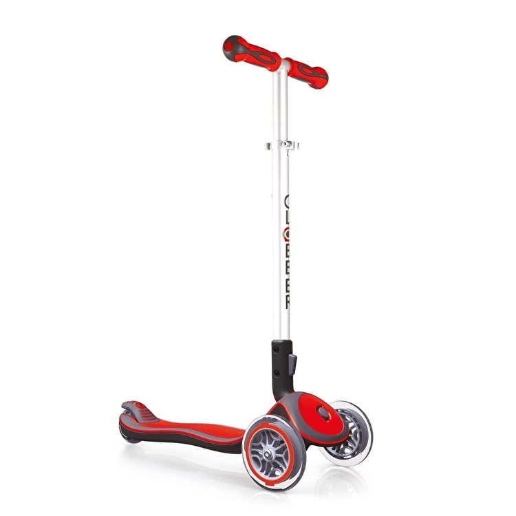 Globber Fold Up Complete Scooter - Red