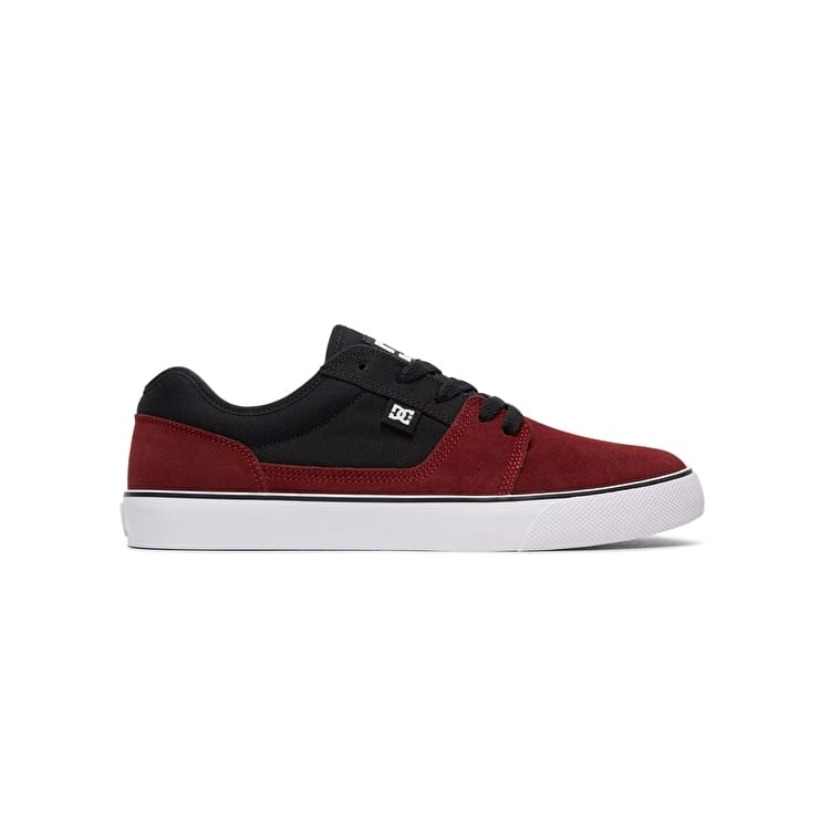 DC Tonik Skate Shoes - Burgundy/Dawn