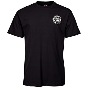 Independent Past, Present, Future T-Shirt - Black