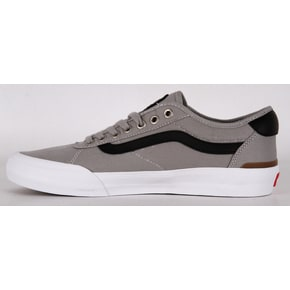 Vans Chima Pro 2 Skate Shoes - Drizzle/Black/White