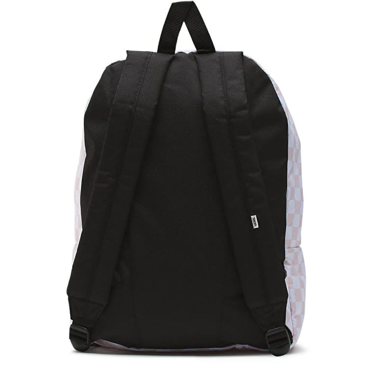 Vans Realm Backpack - Chalk Pink Checkerboard