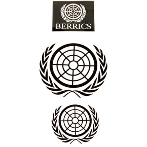 The Berrics Sticker Pack 2