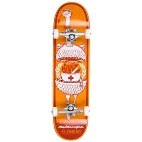 Element Zipper Madars Custom Skateboard 8.375