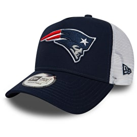 New Era Team Essential - New England Patriots Trucker Cap