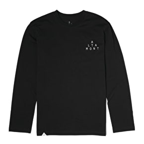 Altamont Mini Lockstep LS T-Shirt - Black