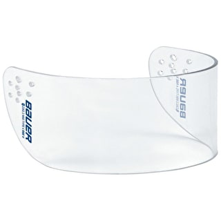 Bauer Hockey Helmet V Visor - Clear