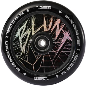 Blunt Envy 120mm Hollow Hologram Scooter Wheel - Classic