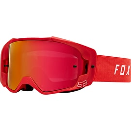 Fox Vue Goggles - Red