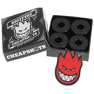 Spitfire Cheapshot Bearings (Pack of 8)