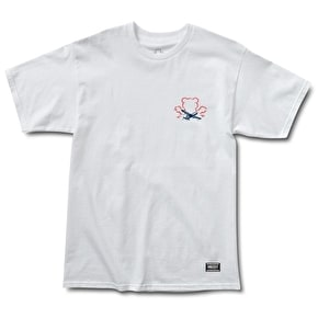 Grizzly Stay Grizzly T-Shirt - White