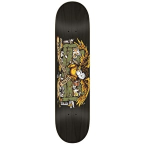 Anti Hero Obese Eagle Skateboard Deck - 9