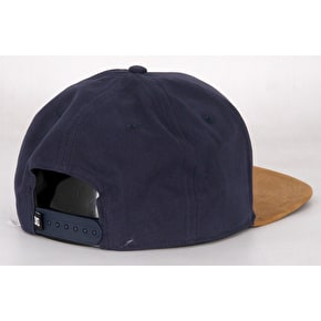DC Finisher Cap - Washed Indigo