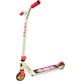 Grit Extremist Complete Scooter - White/Fluro Pink