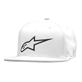 Alpinestars Ageless Flat Flexfit Cap - White
