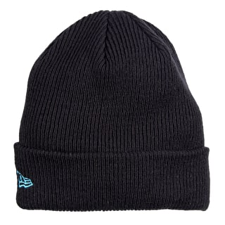 New Era Flag Pop Cuff Beanie - Navy/Vice Blue