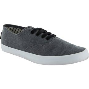 DVS Vino Shoes - Black/Chambray