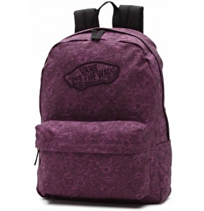 Vans Realm Backpack - Grape Juice