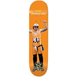 Enjoi King Of The Road Series Skateboard Deck - Pilz 8.375