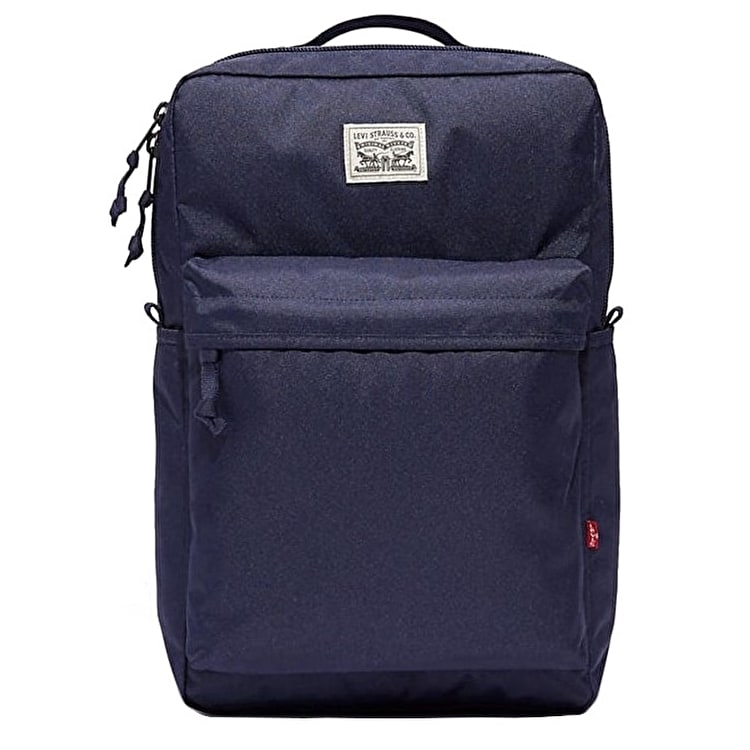 Levi's L Pack Backpack - Navy Blue