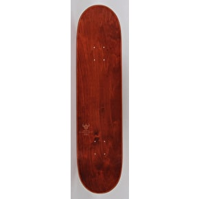 Darkstar Grand RHM Skateboard Deck - Yellow 7.75