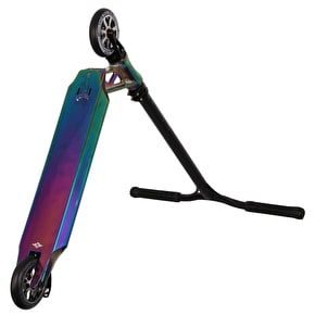 B-Stock Blunt Envy x Sacrifice Custom Scooter - Neochrome/Black (Cosmetic Damage)