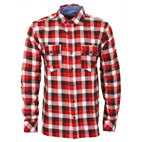 Expedition One Lantern Shirt - Red
