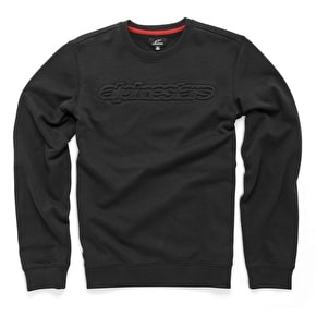 Alpinestars Recognize Fleece - Black