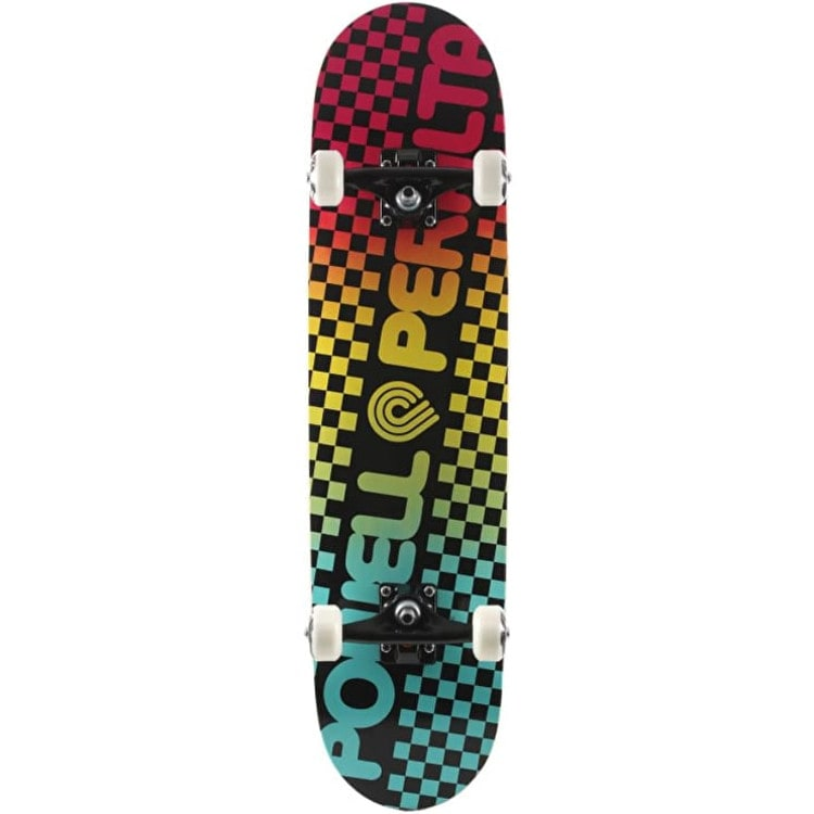 Powell Peralta Checker Colby Fade Complete Skateboard - 7.75""