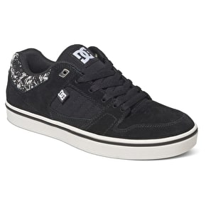 DC Course 2 Skate Shoes - Black/Print