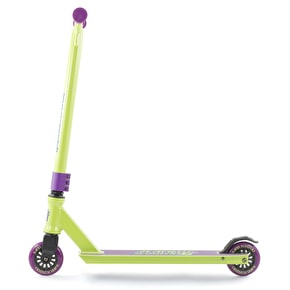 Slamm Tantrum IV Stunt Scooter - Green/Purple