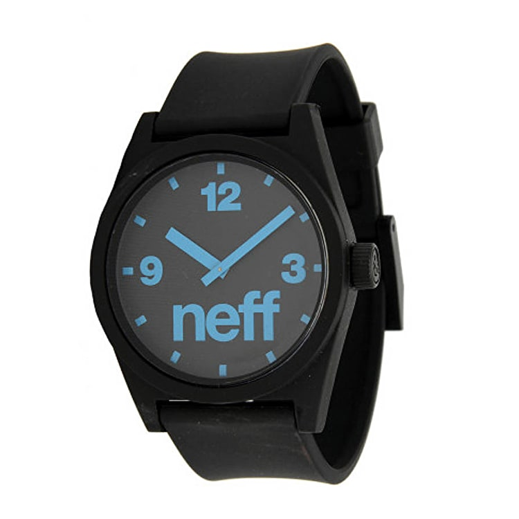 Neff Daily Watch - Black/Cyan