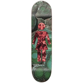 Girl Geol-OG Skateboard Deck - Biebel 8