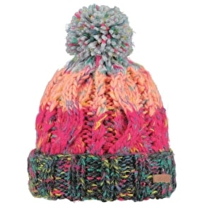 Barts Sandy Girls Beanie - Dark Heather