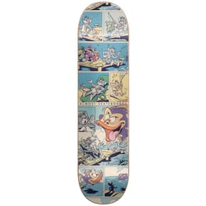 Almost Comic Strip Skateboard Deck - Daewon 7.75