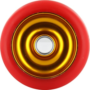 Eagle Gold core Red Pu Metal Core wheel - 110mm