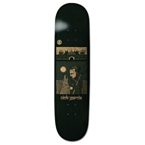Element Skateboard Deck - Sanskrit Featherlight Garcia 8.25