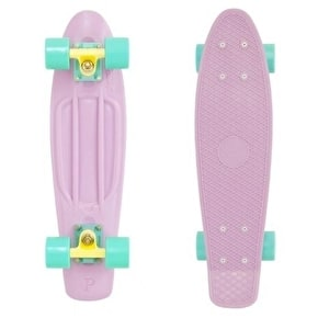Penny Pastel Complete Skateboard - Lilac 22