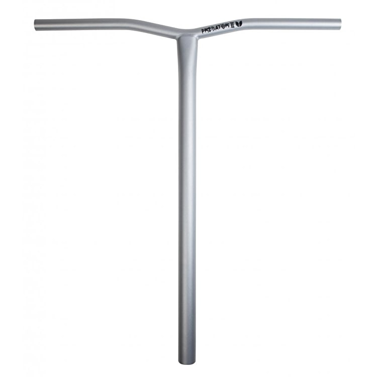 Blazer Pro Predator II Oversized SCS Scooter Handle Bars - Silver