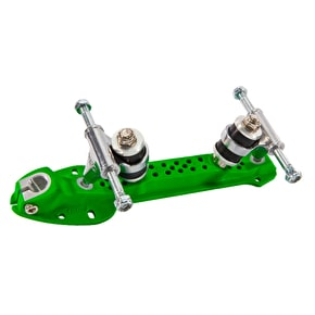 Crazy Skates Apollo Plate- Green