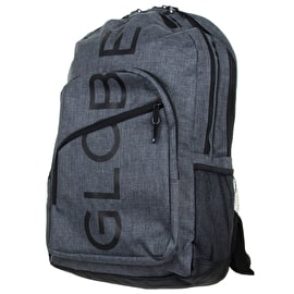 Globe Jagger Backpack - Charcoal