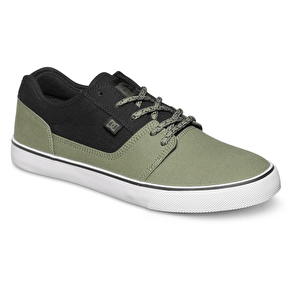 DC Tonik TX Shoes - Olive Green